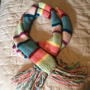 Pretty, Colorful Scarf